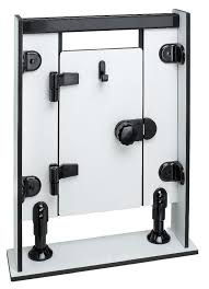 Bathroom Partition Hardware