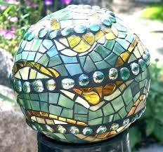mosaic garden art bowling ball yard art mosaic garden art mosaic designs garden mosaic ideas for