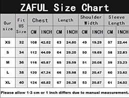 Zaful Size Chart Zaful Men Autumn Winter Sweatshirt Hoodies Top Blouse