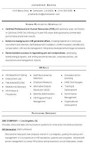 Resume Of Hr Executive Hr Manager Resume Hr Manager Resume Sample ...