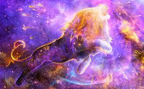 Galaxy Lion - 2560x1587 Wallpaper ...