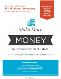 commercial real estate marketing plan example