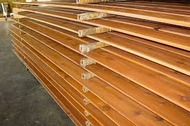 dutch lap wood siding. 1x8 Dutch Lap Cedar Siding Customer Select Grade - Mill Pre-Stained And Drying On Wood A