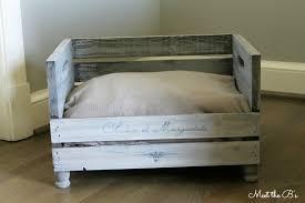 diy wooden crate pet bed meet the b s