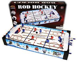 Miniature Wooden Foosball Table Game WoodenMiniTabletopRodHockeyGame100x100x100 Cheap 51