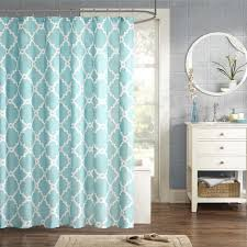 Ballard Designs Shower Curtain Gray And Blue Shower Curtain Curtains Decoration