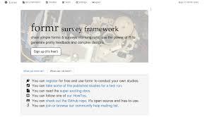 Free Feedback Form Classy Impressions Of Formr