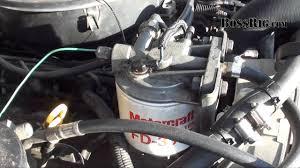 fuel pump diagnosis fix part 1 2 diesel idi ford electric vs fuel pump diagnosis fix part 1 2 diesel idi ford electric vs mechanical