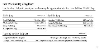 Canopy Tallit Bag Tefillin Bag