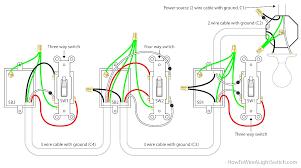 multiple light wiring diagram stylesync me 3-Way Switch Light Wiring Schematic 3 way switch diagrams multiple ligh multiple light wiring diagram