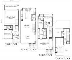 Four Story House Plans four story house plans - house design plans