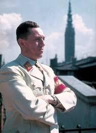 Albert Forster - pupil Hitlera - Gdańsk Strefa Prestiżu