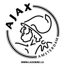 Kleurplaat Ajax Shirt T Shirt Ajax Amsterdam Fc Logo Kleurplatenlcom