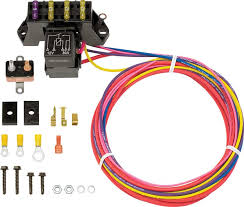 gm truck parts electrical and wiring classic industries 3 circuit 2 ignition hot 1 constant hot circuit add on isolator