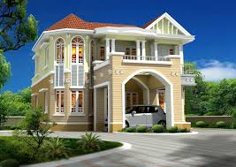 gallery beautiful home. Beautiful House Elevation Designs Kerala Home Design Gallery D
