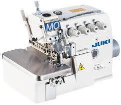 Juki Mo 6714s Industrial 4 Thread Overlock Sewing Machine
