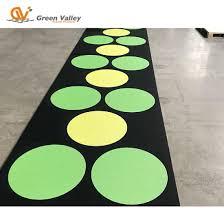 China 360 Training Rubber Mat Sheet For Gym Exercise - China ...
