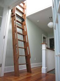Antique Loft Ladder-Hand Crafted Hybrid Loft ~ Ship Ladder-Made from  Antique Reclaimed