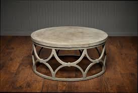 outdoor concrete round rowan coffee table modern outdoor coffee table