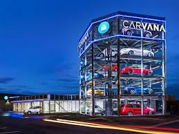 Car Vending Machine Nashville Inspiration Car Company Opens World's First Fully Automated Car Vending Machine