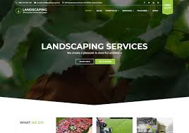 landscaping templates free 18 best landscaping website templates 2019 colorlib