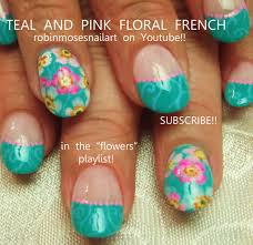 Robin Moses Nail Art: splatter paint nails, pollock splatter, neon ...