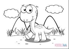 Superior Dinosaur Coloring Page Dinosaurs Page 24247 Unknown
