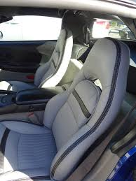 1997 2004 corvette synthetic leather