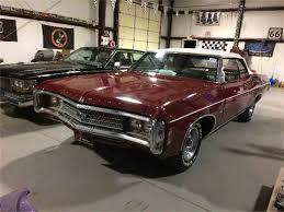1969 Chevrolet Impala for Sale   ClassicCars.com   CC-976664