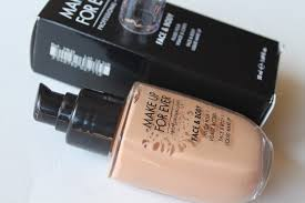 my experience with make up for ever face body liquid make up 32 alabaster beige