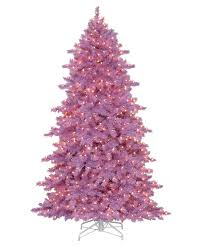 lively lavender artificial christmas tree  treetopia