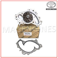 WATER PUMP TOYOTA 16100-29085 – Mag Engines
