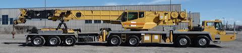 Grove 165 Ton Crane Load Chart Bow City Crane Service