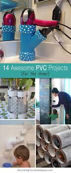 Lets start with our pvc hair dryer stand this project is so easy it really doesnt even need a tutorial we picked up a pvc wye connector at home depot