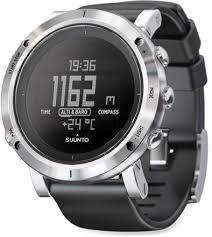 altimeter watches at rei core multifunction watch brushed steel