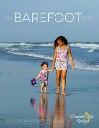 Bogue Inlet Tide Chart 2018 Barefoot Guide_all Editorial Final Layout