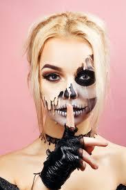 y makeup ideas zombie