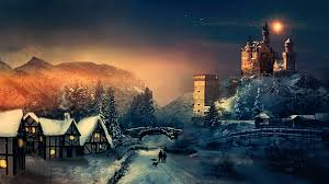 Windows 10 Winter Theme Christmas Winter Wallpaper Hd