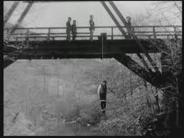 an execution in alabama the late unpleasantness a civil war blog the french short film version of an occurrence at owl creek bridge la riviere