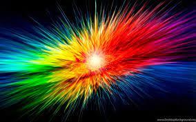 Full Hd Wallpaper - Colour Splat ...