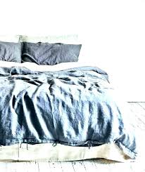 linen duvet review west elm sheets belgian flax best cover modern