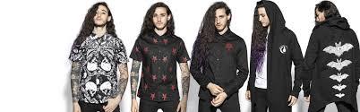 Fatal Clothing Designs Blackcraft Cult Clothing Blackcraft Cult