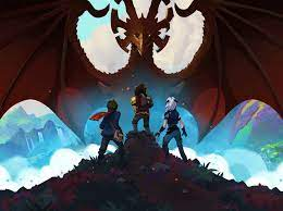 The Dragon Prince Wallpapers - Top Free ...