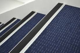 flooring non slip stair treads nosing with blue non slip carpet non slip stair treads