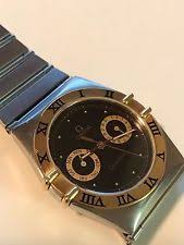 omega constellation band men s vintage omega swiss constellation watch c 1987 nos omega band
