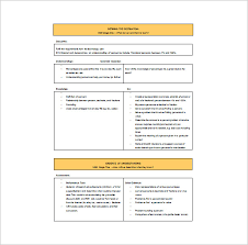 10 Unit Plan Templates Free Sample Example Format Download