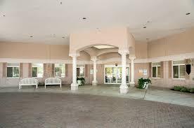houston lobby entrance