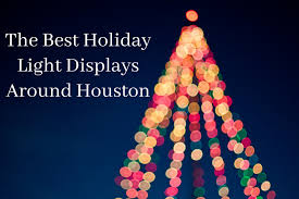 Christmas Tree Lighting Houston The Best Holiday Light Displays Around Houston Mclife Houston