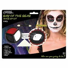 day of the dead makeup kit mexican dia