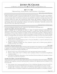 Video Editor Resume Template Download Best Of Copy Editing Resume